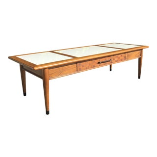 Mid Century Modern American Coffee Table For Sale