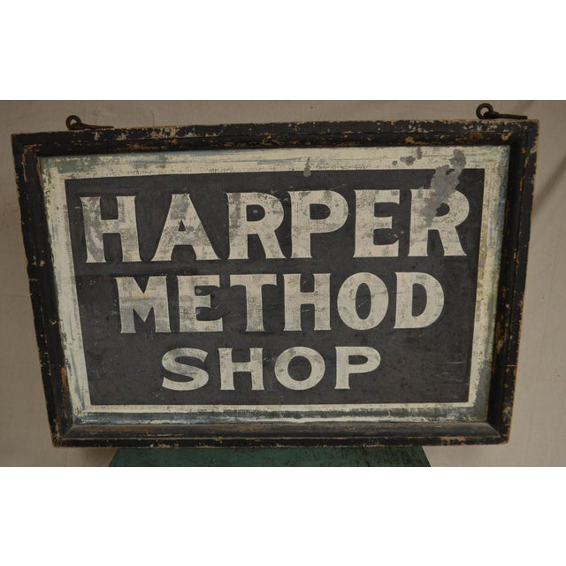 Sign for Shop Created by Martha Matilda Harper - Image 2 of 10