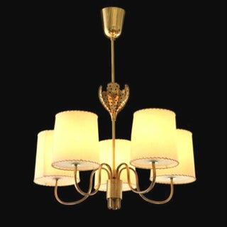 Chandelier by Paavo Tynell for Taito Oy Preview