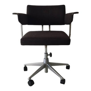Industrial Desk Chair by Friso Kramer for Ahrend de Cirkel, 1973