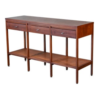 Paul McCobb Delineator Console Table