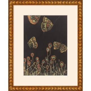 "Medium ""Moth Blossoms"" Print by Alex K. Mason, 18"" X 22"" For Sale"