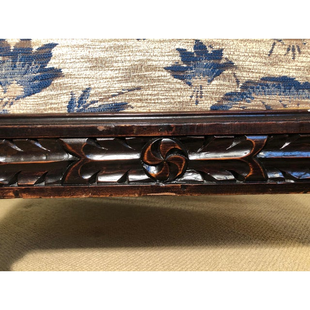 1920's Vintage Custom Crafted Day Bed For Sale In Dallas - Image 6 of 10