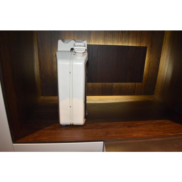 Danish Modern Danish Fuel White Bar Cabinet For Sale - Image 3 of 9