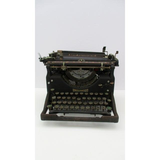 Antique Underwood Typewriter - Image 11 of 11