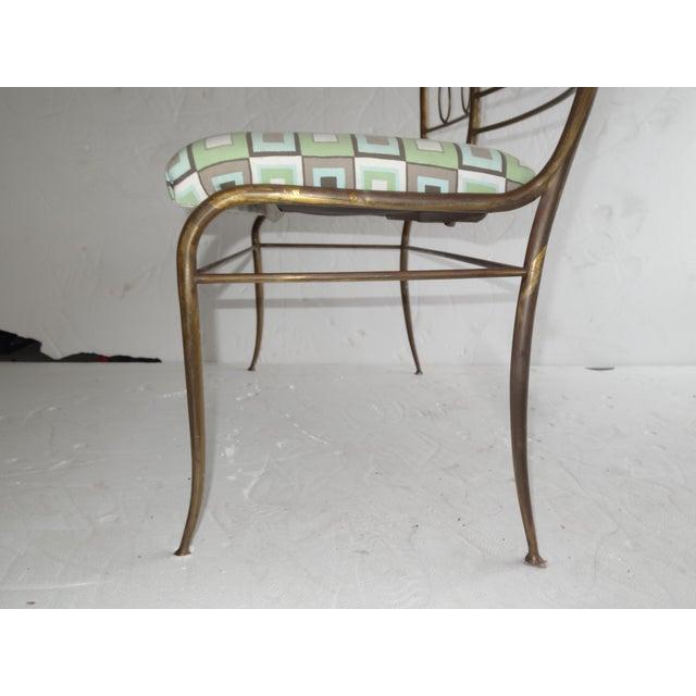 Gio Ponti Style Settee - Image 7 of 8