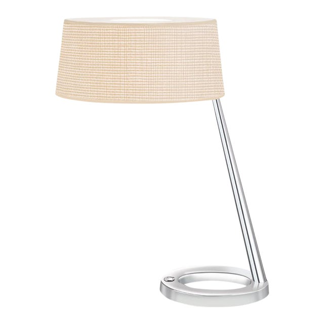 Lamp in Chome For Sale