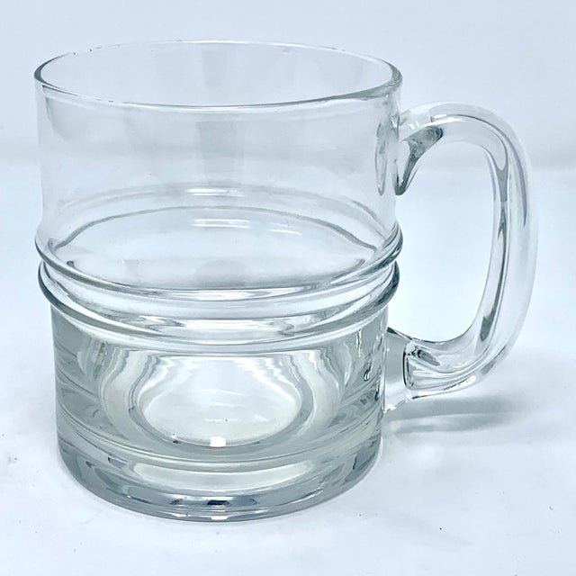 Transparent 1963 Pisaranrengas Beer Mug by Timo Sarpenova for Iittala For Sale - Image 8 of 8