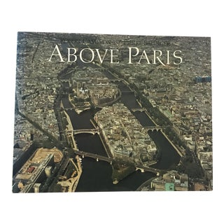 'Above Paris' Hardcover Book