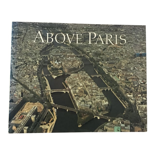 'Above Paris' Hardcover Book - Image 1 of 10