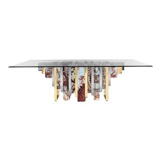 Heritage Dining Table From Covet Paris For Sale