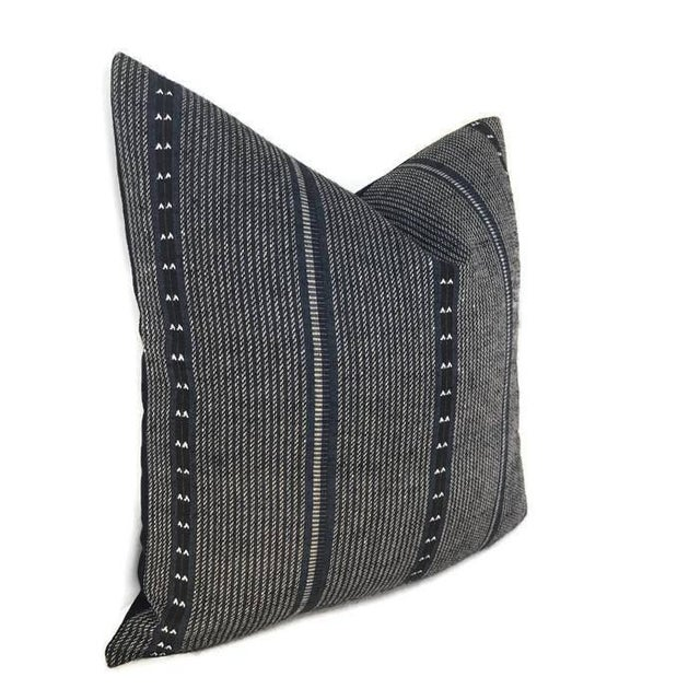Add A New Look By Using Pillow Covers Made of Designer Fabric! UNUSED PILLOW COVER- Made to Order On the Front: Zak and...