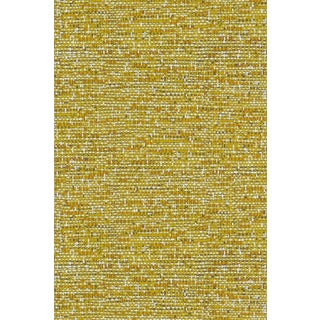 Cole & Son Tweed Wallpaper Roll - Mustard For Sale