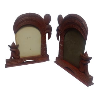 """Siesta Man"" Picture Frames - a Pair"