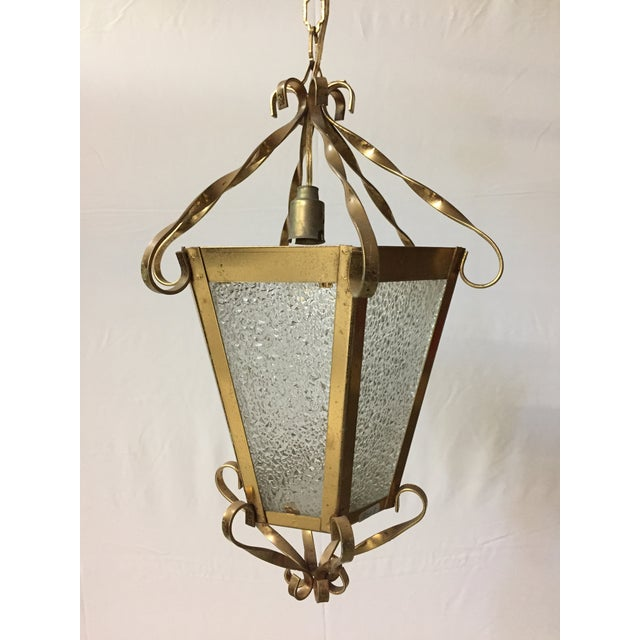 French Provincial Lantern For Sale - Image 3 of 4