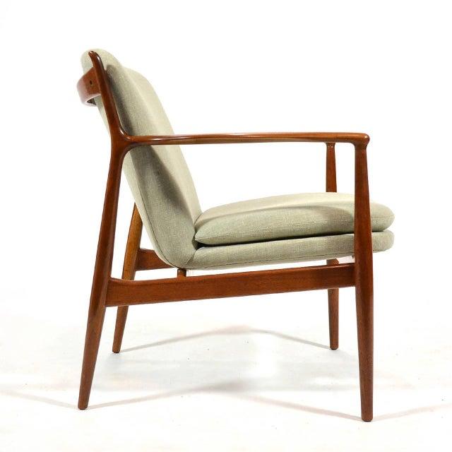 Wood Finn Juhl Delegates Chair For Sale - Image 7 of 11