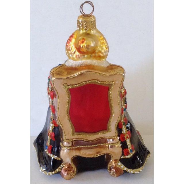 Kurt Adler Polonaise Queen Ornament For Sale - Image 4 of 4