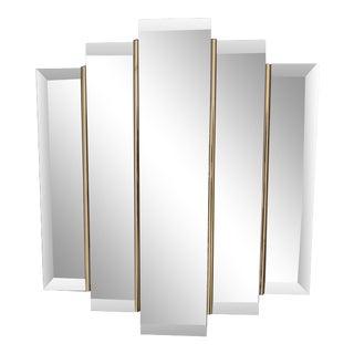 Art Deco Skyscraper Mirror For Sale