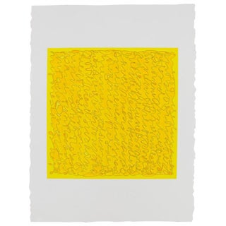 Louise P. Sloane Yellow For Sale