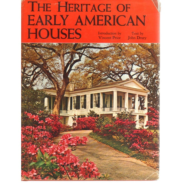 """""""The Heritage of Early American Houses"""", 1969 - Image 1 of 3"""