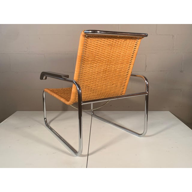 Classic Marcel Breuer B35 Chairs Icf - a Pair For Sale - Image 10 of 13