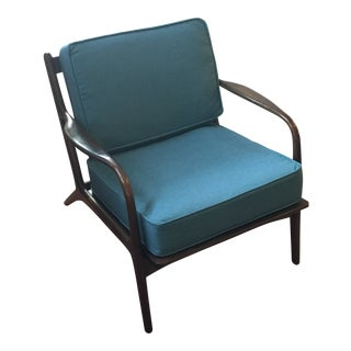 1960s Mid-Century Modern Adrian Pearsall for Craft Associates Lounge Chair For Sale
