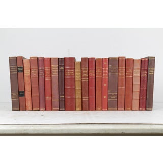 Leather-Bound Books - Set of 20 Preview