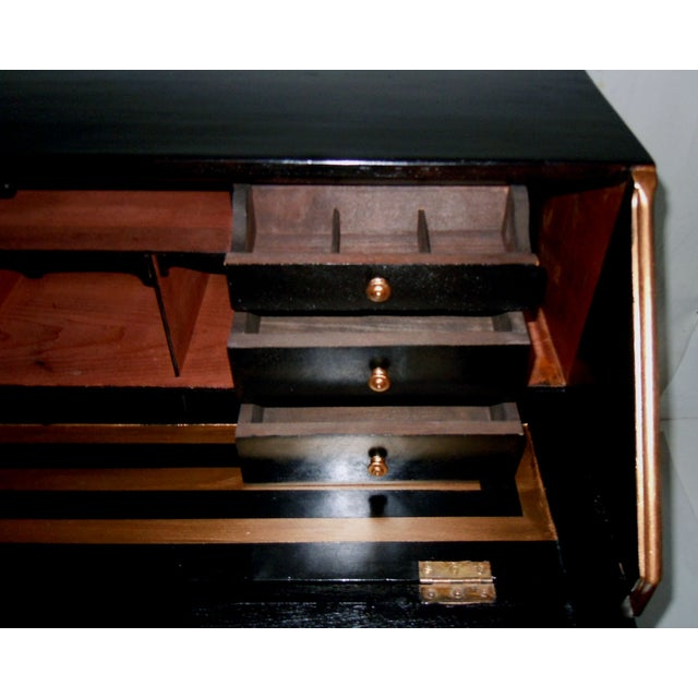 1920s Butler's Chest or Secretaire - Image 9 of 9