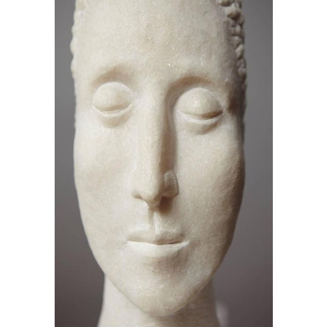 Dolores Singer, Head II, 1993 For Sale - Image 10 of 11