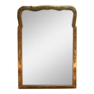 Friendman Brothers Gold Gilt Mirror For Sale