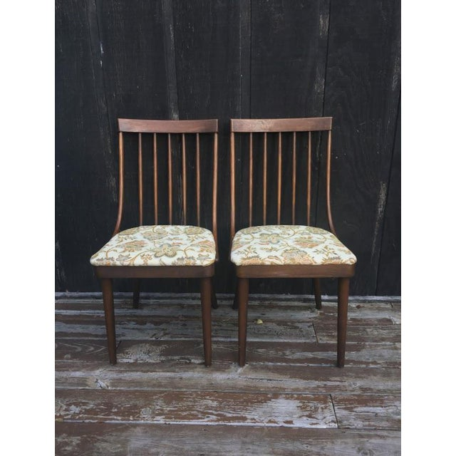 1940s Richardson-Nemschoff side or dining chairs. We love the design simplicity and they would make great dining or side...