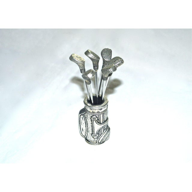 Golf Clubs in Bag Appetizer Picks - Image 6 of 9