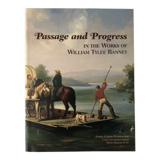 Passage and Progress: In the Works of William Tylee Ranney For Sale