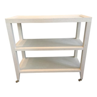 Natural Isadora Console Table