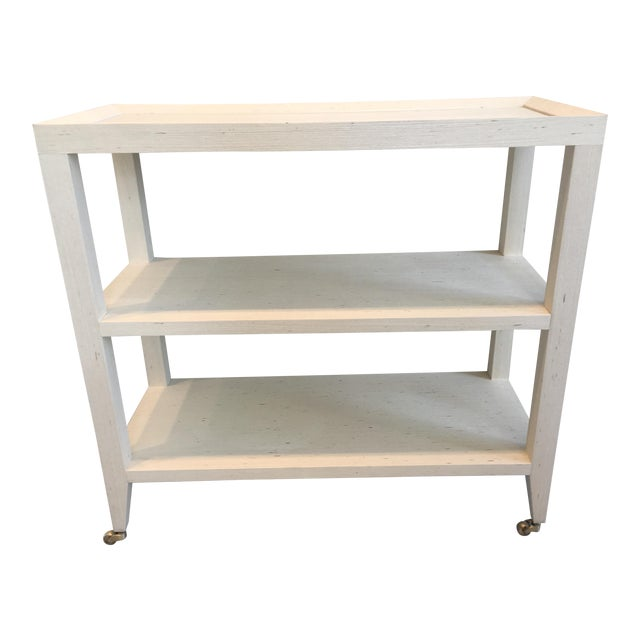 Natural Isadora Console Table For Sale