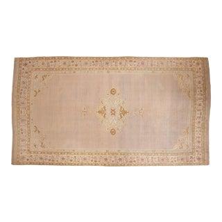 "Antique Agra Carpet - 8'3"" X 15'2"" For Sale"