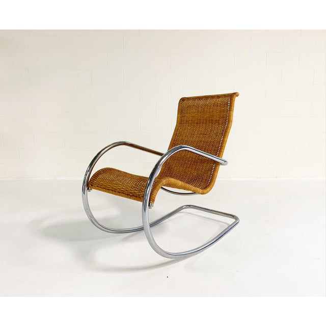 Stendig Rocking Chair For Sale - Image 9 of 10