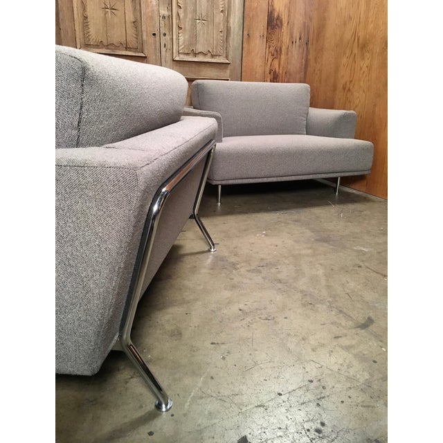 "Late 20th Century Piero Lissoni for Cassina ""253 Nest"" Chairs- a Pair For Sale - Image 10 of 13"