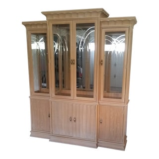 Thomasville Stone Terrace Dining Room Hutch