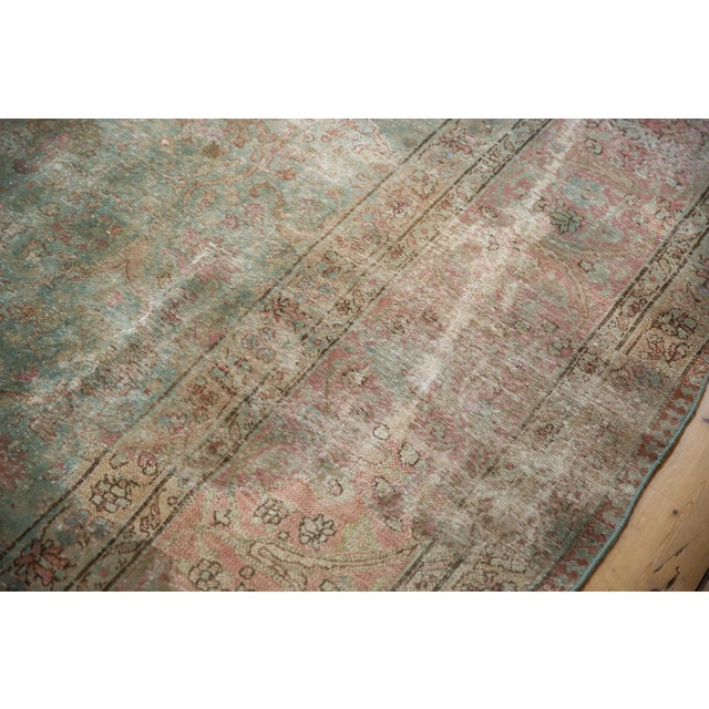 :: Allover covered field with faint yet clearly intricate floral cross-section and vinery motif. Colors and shades...