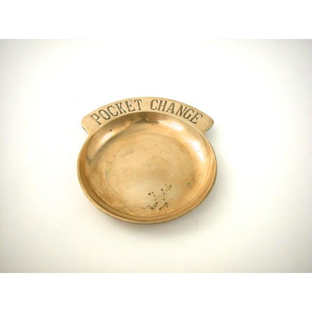 Brass Pocket Change Tray - Image 5 of 7