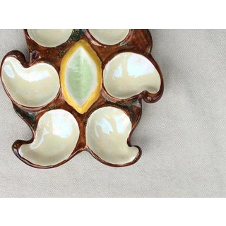 Antique French Oyster Plate Preview