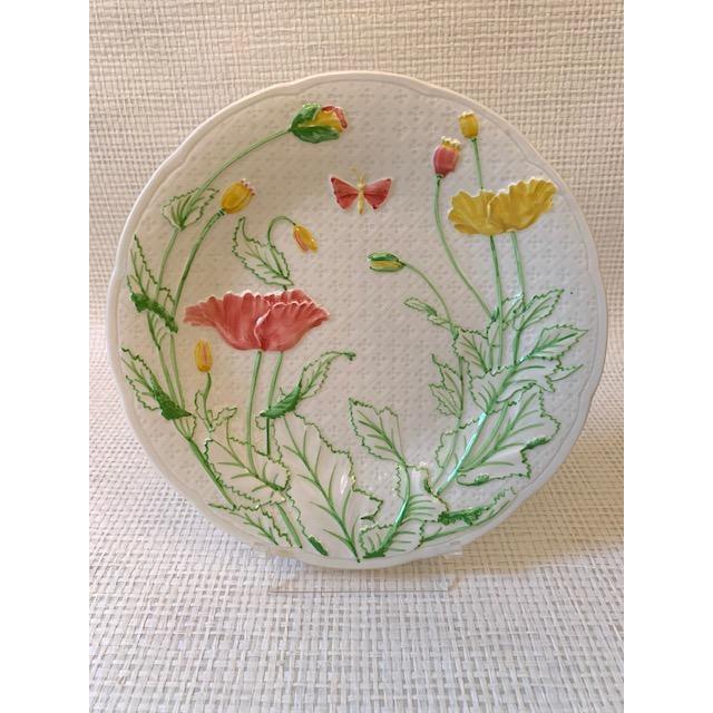 English French Gien Desert/Salad Plates - Set of 12 For Sale - Image 3 of 9
