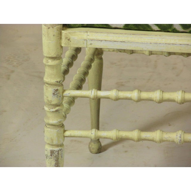 19th Century Corner Chairs - a Pair For Sale - Image 9 of 11