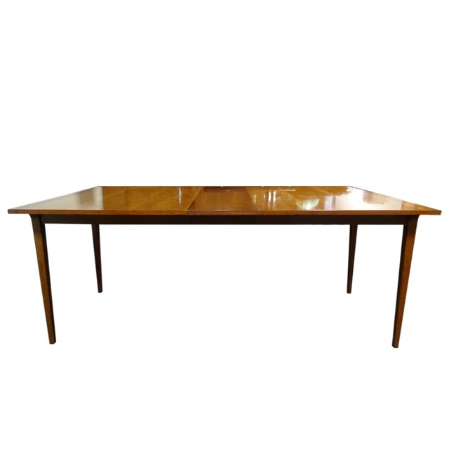 Mid-Century Modern Drexel Counterpoint Dining Set For Sale - Image 3 of 10