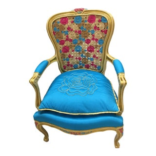 18th Century LousXV Armchair For Sale