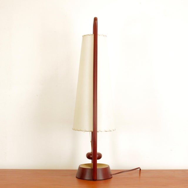1960s Sculptural Lamps by John Keal for Modeline - a Pair For Sale In San Francisco - Image 6 of 13