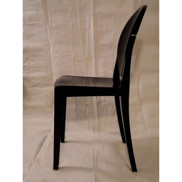 Kartell Philippe Starck Louis Ghost Side Chair - Image 5 of 6