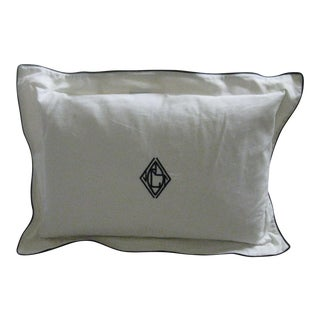 Ralph Lauren Wiltshire Pillow For Sale