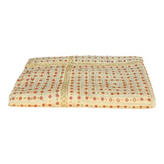 Sunshine Yellow Sheesha Bed Cover For Sale